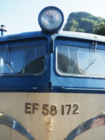 電気機関車 EF58 172【碓氷鉄道文化むら】