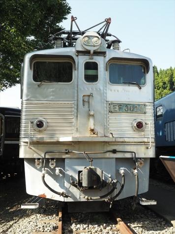 電気機関車 EF30 20【碓氷鉄道文化むら】