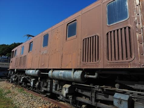 電気機関車 EF59 1【碓氷鉄道文化むら】