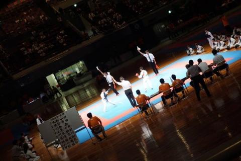 2018日本拳法総合選手権大会出場選手選出