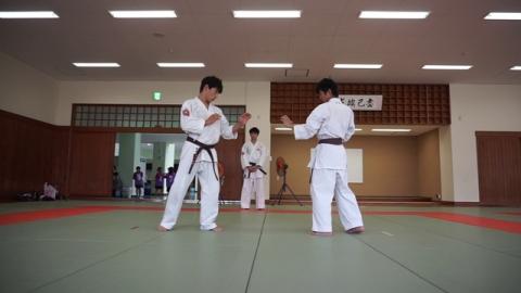 地撃之形 (Chigeki) by 愛媛県連盟審査 (2018/06/24)