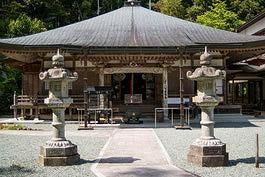 妙法山阿彌陀寺本堂