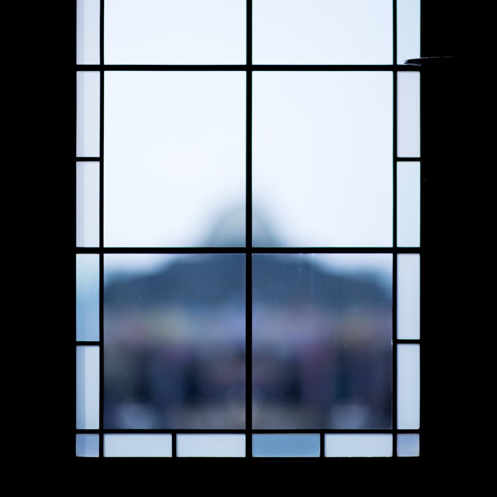 静寂と喧騒の結界(東京ディズニーランド・ステーション)