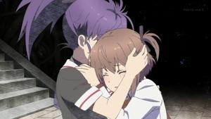 可奈美とママン