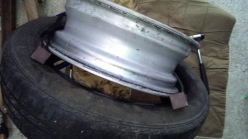 タイヤ組み換え (10)