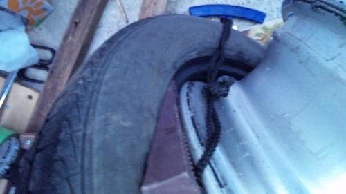 タイヤ組み換え (9)