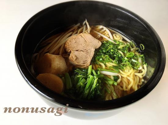 手作りチャーシュー麺