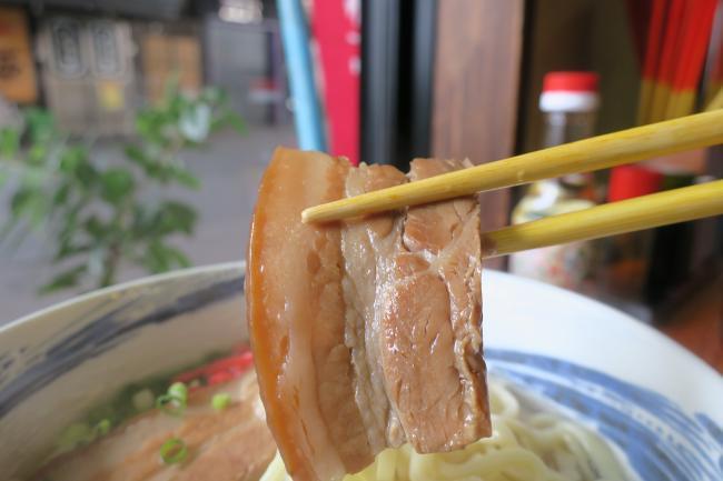 焼き豚リフト