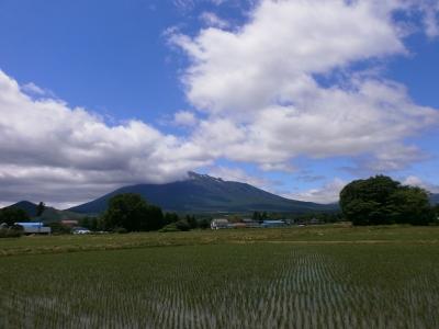 岩手山20180614