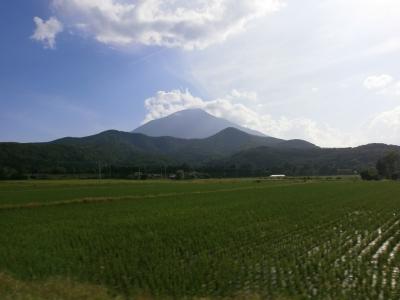岩手山20180702