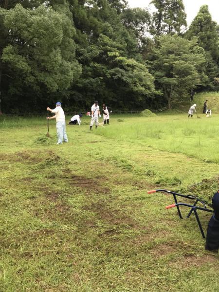 草刈り① 終章