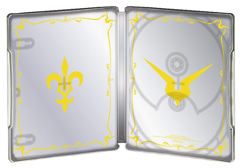 コードギアス 反逆のルルーシュIII 皇道 スチールブック steelbook