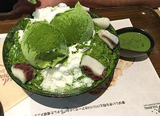 201876仙台_韓国みるくかき氷