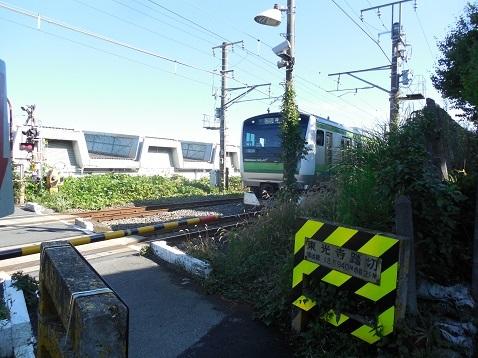 JR横浜線の東光寺踏切@町田市c