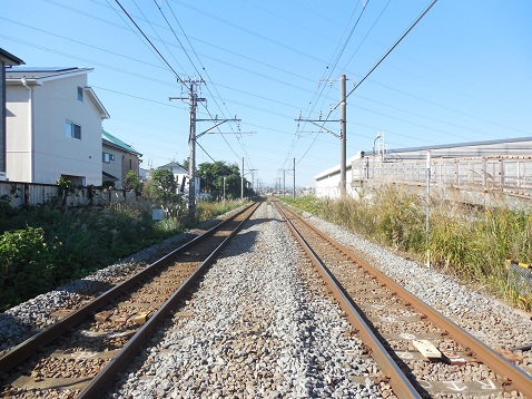 JR横浜線の東光寺踏切@町田市e