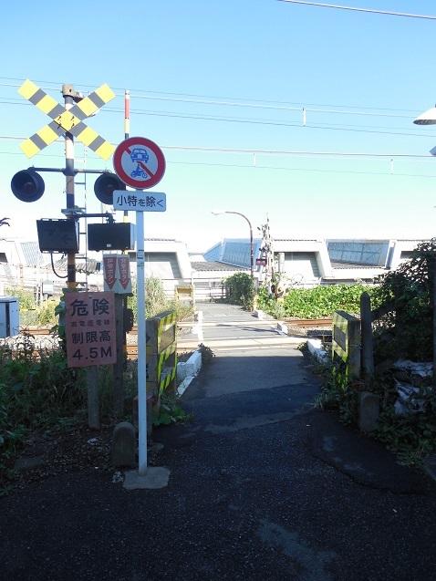 JR横浜線の東光寺踏切@町田市a