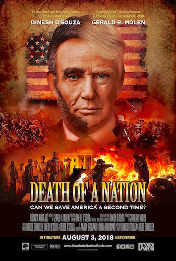 Death of Nation Poster