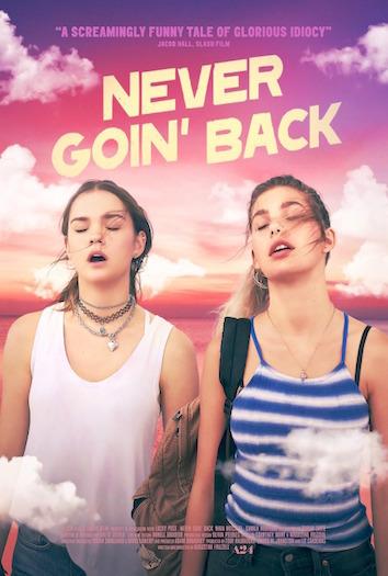 Never Goin Back Poster