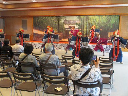 IMG_7913泰平踊り6月公演(小村記念館)