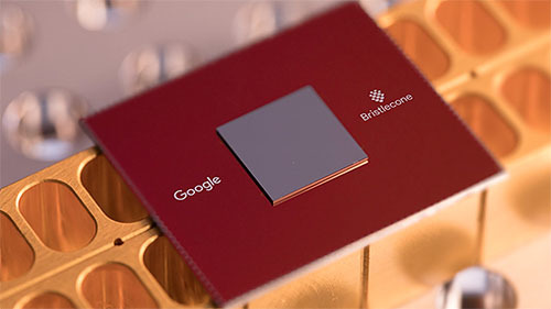 グーグルの量子コンピューター