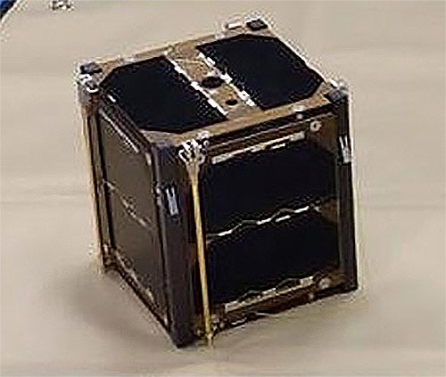 ケニア初の人工衛星