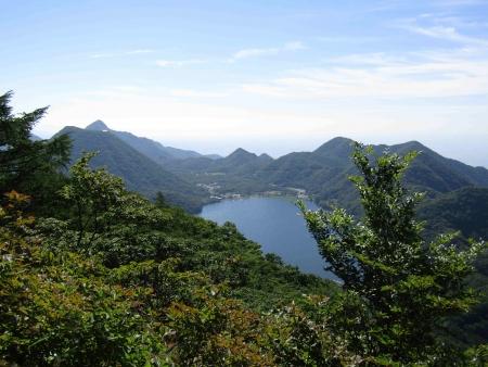180622掃部ヶ岳 (3)榛名湖s