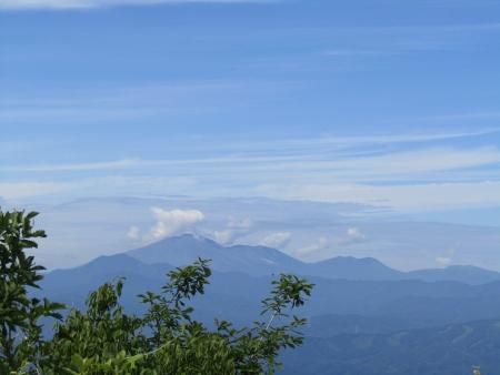 180624十二ヶ岳~小野子山 (20)浅間山s