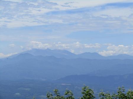 180624十二ヶ岳~小野子山 (48)浅間山s