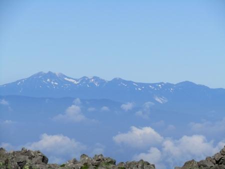 180719蓼科山 (18)乗鞍岳s