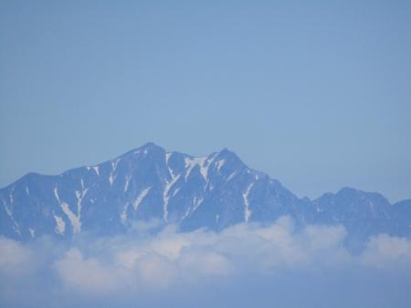 180719蓼科山 (22)鹿島槍ヶ岳s