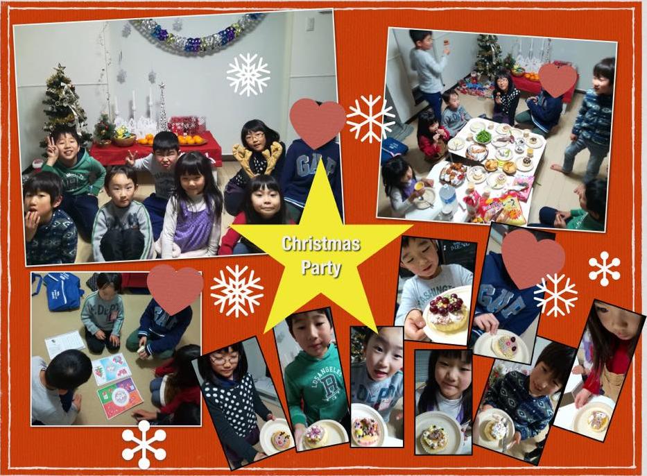 2017_12_22_クリスマス会
