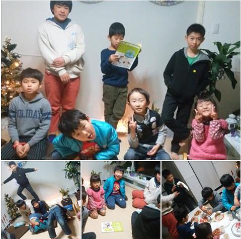 2016_12_22_クリスマス会