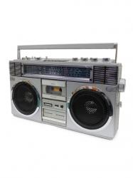 Radio cassette-5-1