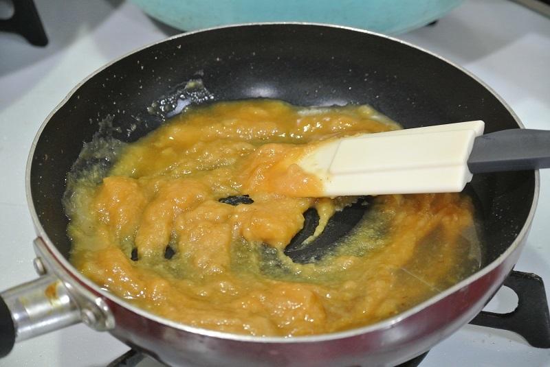くるみ味噌2