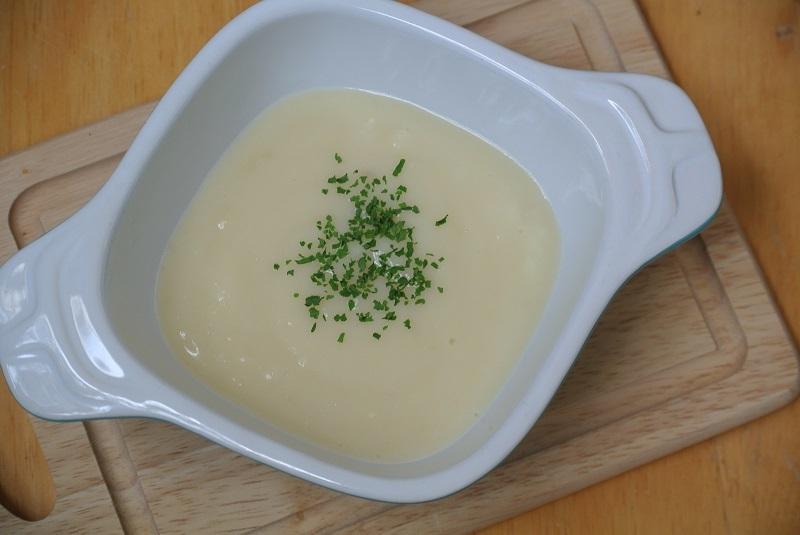 じゃが芋のポタージュスープ