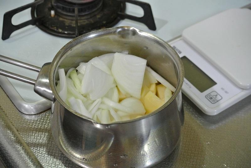 じゃが芋のスープ1