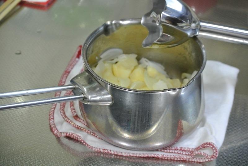 じゃが芋のスープ2