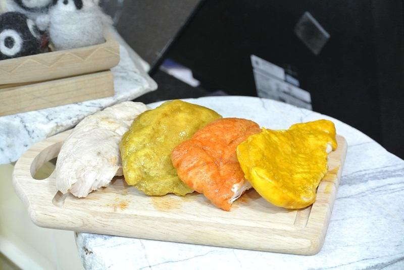 カラフルサラダチキンスパイス10