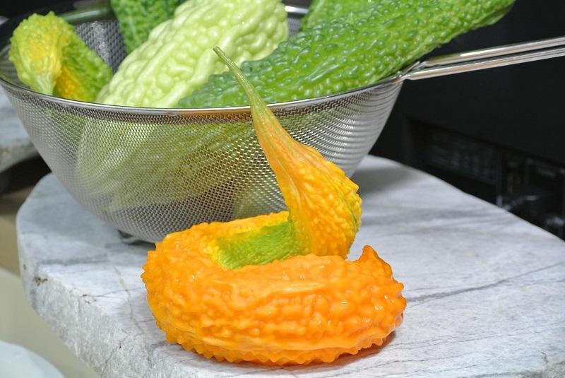 ゴーヤのサラダ5