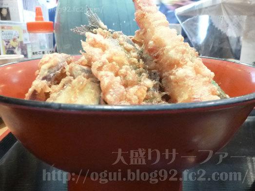 びっくり天丼の横アングル011