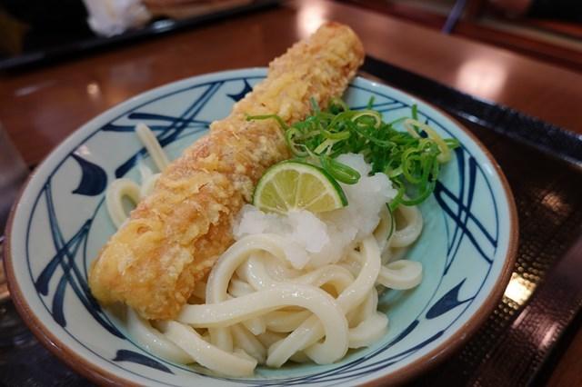 20180701 丸亀製麺 (1)