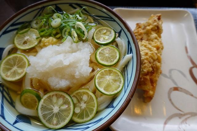 20180809 丸亀製麺 (1)