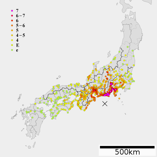 【1854年】安政東海地震の際に起きた「大津波」が東日本大震災と似た構造…この大地震は過去の「南海トラフ巨大地震」の一種
