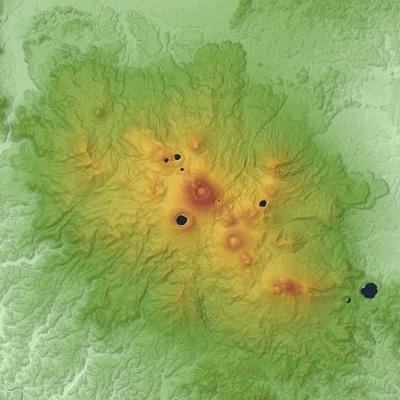 Kirishima_Volcano_Relief_Map,_SRTM-1