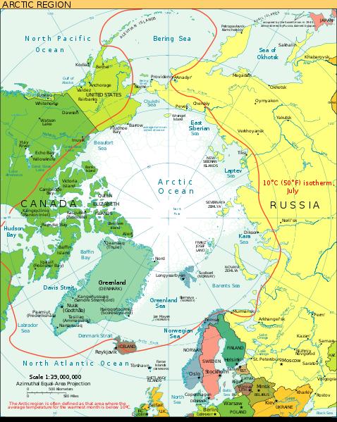 【ロシア】北極圏の「永久凍土」の溶解速度が「2倍」に加速…原因は不明だが世界中の海洋温度が上昇していることが関係か
