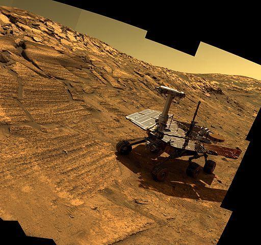【NASA】火星探査機「オポチュニティー」…火星の巨大砂嵐で通信途絶