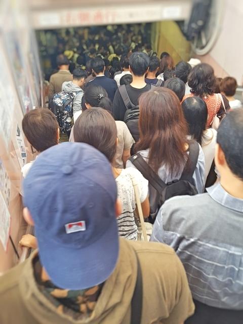 【2020年】東京オリンピックで東京の交通網は混乱する!電車は大混雑し、乗車率は「200%」通勤時間がさらに地獄に
