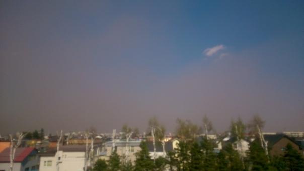 【気象】九州各地に「黄砂」飛来…関西地方でも観測