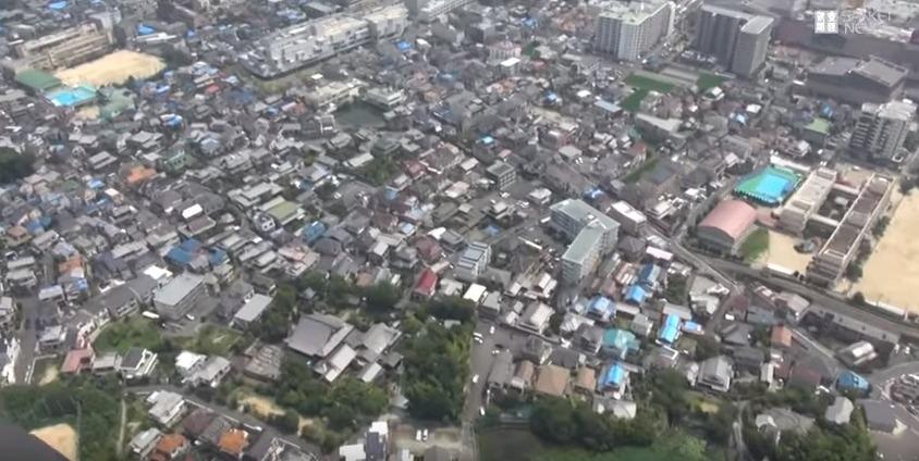 「大阪北部地震」から約1ヶ月経過…地震保険でも補修費まかなえず、未だ自宅が直せない現実