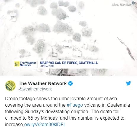 【マグマ】グアテマラ・フエゴ火山噴火…「溶岩」がトウモロコシ畑を流れてきた